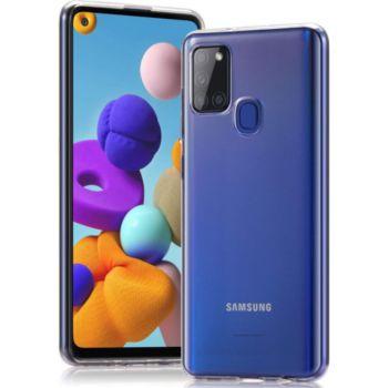 Xeptio Samsung Galaxy A21s gel tpu