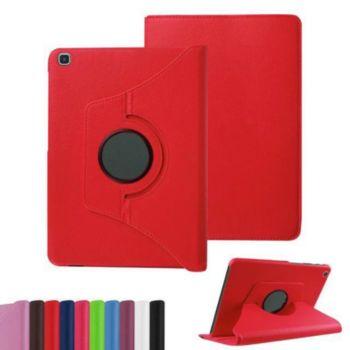 Xeptio Samsung Galaxy Tab A 8 360 rouge