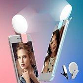 Ring light Shot Case Clip Selfie Smartphone