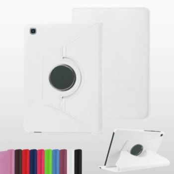 Xeptio Samsung Galaxy Tab S6 LITE 360 blanc