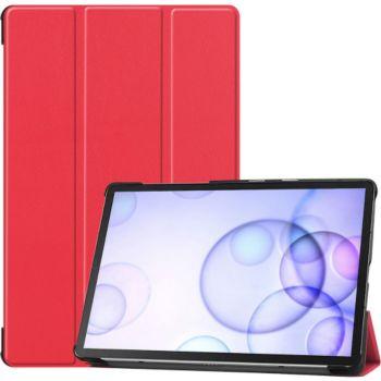 Xeptio Samsung Galaxy Tab S6 rouge