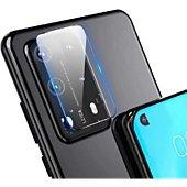 Protège écran Xeptio Honor 9A verre caméra
