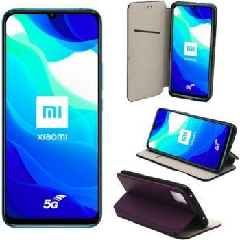 Xeptio Xiaomi Mi 10 Lite portefeuille violet