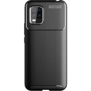 Xeptio Xiaomi Mi 10 Lite New carbone noir