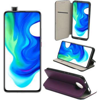 Xeptio XIAOMI Poco F2 Pro portefeuille violet