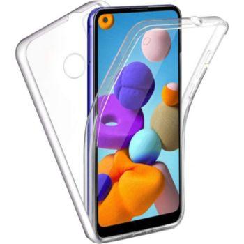 Xeptio Xiaomi Mi Note 10 Lite gel tpu intégrale