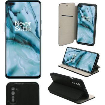 Xeptio OnePlus Nord 5G Portefeuille noir