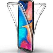 Coque intégrale Shot Case Silicone Integrale SAMSUNG Galaxy A20