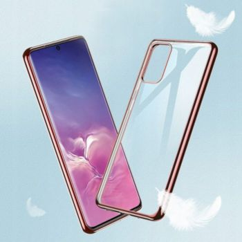 Shot Case Chrome Silicone HUAWEI P40 Pro ROSE