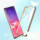 Coque Shot Case Chrome Silicone HUAWEI P40 Pro APPLE OR