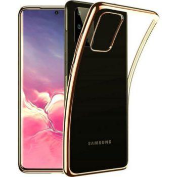 Shot Case Chrome Silicone SAMSUNG Galaxy A41 OR