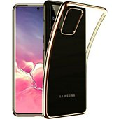 Coque Shot Case Chrome Silicone SAMSUNG Galaxy A51 OR