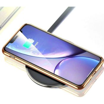 Shot Case Chrome Silicone SAMSUNG Galaxy A40 OR