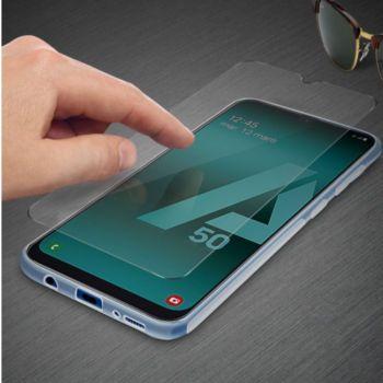 Shot Case Film Verre Trempe SAMSUNG Galaxy A50