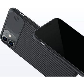 Shot Case Coque Protection Cameras IPHONE 11 NOIR