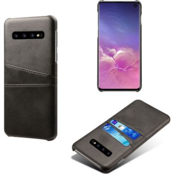Shot Case Coque Porte-cartes SAMSUNG S10 NOIR