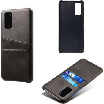 Shot Case Coque Porte-cartes SAMSUNG S20 NOIR