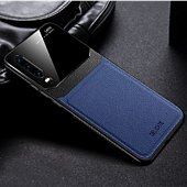 Coque Shot Case Coque  HUAWEI P30 Lite Plexiglass BLEU