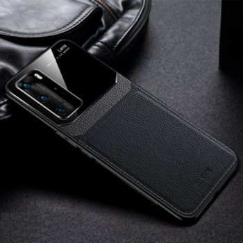 Shot Case Coque  HUAWEI P40 Pro Plexiglass NOIR