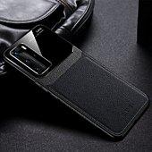 Coque Shot Case Coque  HUAWEI P40 Pro+ Plexiglass NOIR