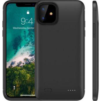 Shot Case Coque Batterie Chargeur IPHONE 11 NOIR