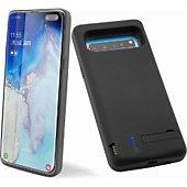 Coque avec batterie Shot Case Coque Batterie Chargeur SAMSUNG S10E