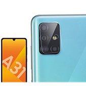 Protège écran Xeptio Samsung Galaxy A31 verre caméra