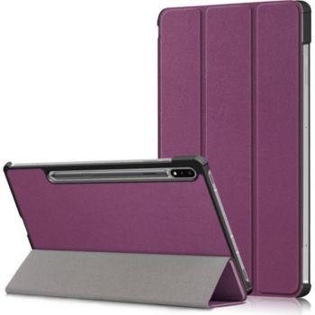 Xeptio Samsung Galaxy TAB S7 PLUS violette