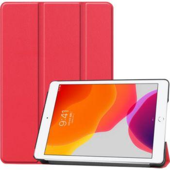 Xeptio New Apple iPad 8 10,2 2020 rouge
