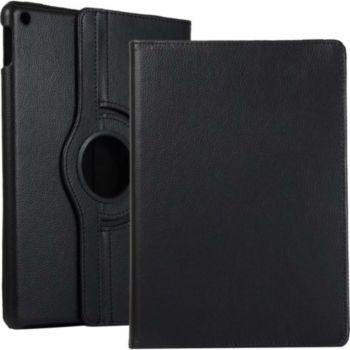 Xeptio New Apple iPad 8 10,2 2020 360 noir