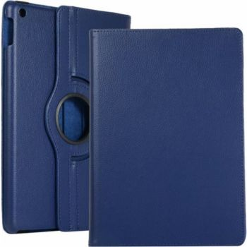 Xeptio New Apple iPad 8 10,2 2020 360 bleu