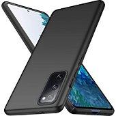 Coque Xeptio Samsung Galaxy S20 FE tpu noir