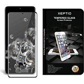 Protège écran Xeptio Samsung Galaxy S20 FE vitre noir