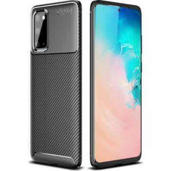 Xeptio Samsung Galaxy S20 FE New carbone