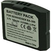 Batterie casque Otech pour SENNHEISER RI 830 (SET 830 TV)