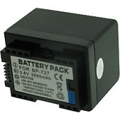 Batterie camescope Otech pour CANON LEGRIA HF R88