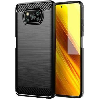 Xeptio Xiaomi Poco X3 NFC carbone noir