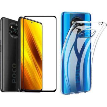 Xeptio Xiaomi Poco X3  tpu et full noir