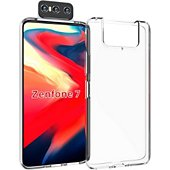 Coque Xeptio Asus Zenfone 7 gel tpu antichoc