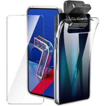 Xeptio Asus Zenfone 7 gel tpu et vitre