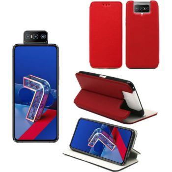 Xeptio Asus Zenfone 7 PRO porte rouge