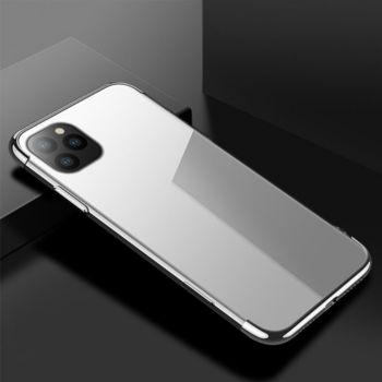 Shot Case Coque Bord IPHONE 12 Pro Max ARGENT