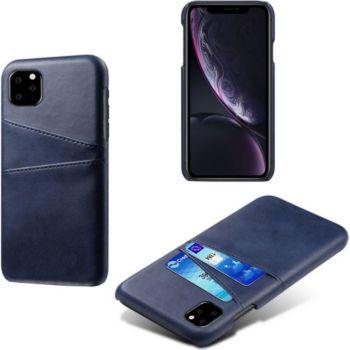 Shot Case Coque Porte-cartes IPHONE 12 Pro BLEU