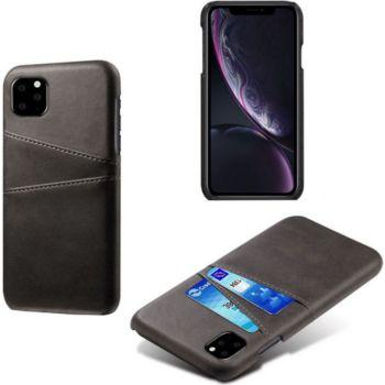 Shot Case Coque Porte-cartes IPHONE 12 ProMax NOIR