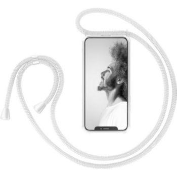 Shot Case Coque Cordon IPHONE 12 Mini BLANC