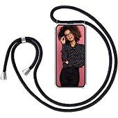 Coque collier Shot Case Coque Cordon SAMSUNG Note 20 Ultra NOIR