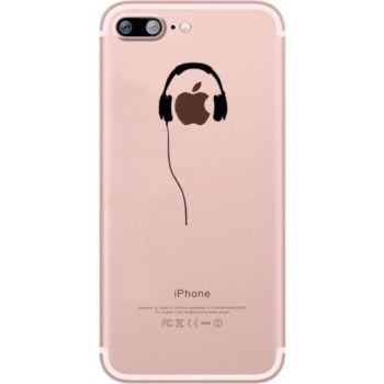 Shot Case Coque IPHONE 12 Casque Ecouteurs Musique