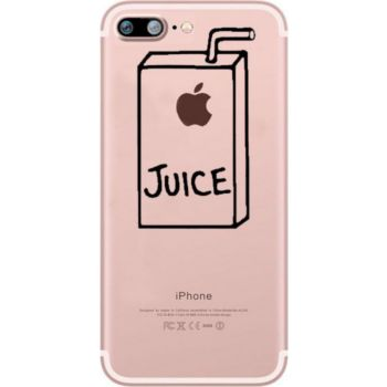Shot Case Pack IPHONE 12 Mini Coque Juice + Film