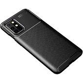Coque Xeptio One Plus 8T 5G New carbone noir