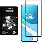 Protège écran Xeptio One Plus 8T 5G vitre noir